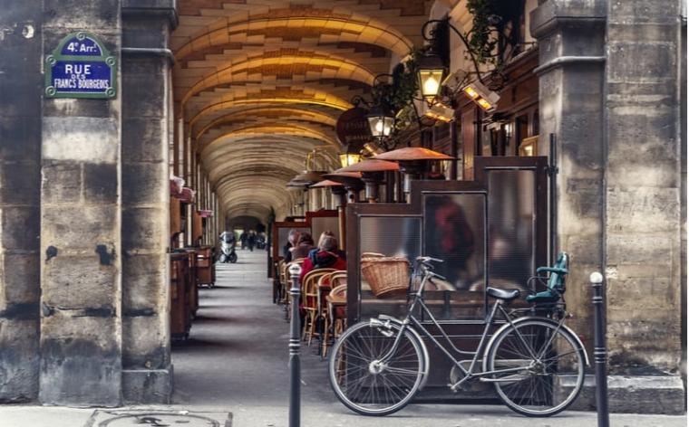 commerces livraisons paris