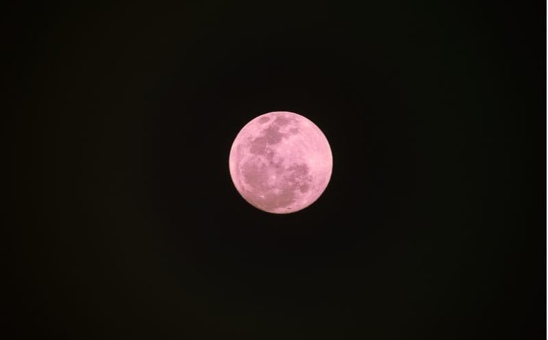 pleine lune rose paris