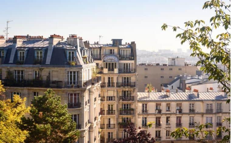 paris prix immobilier