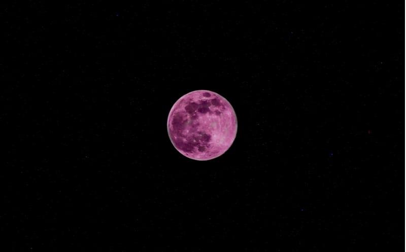 paris lune rose