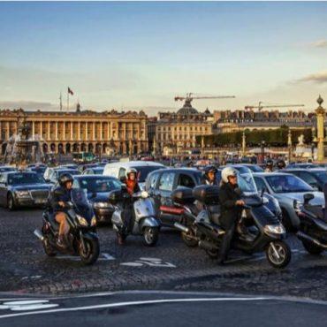 embouteillages paris