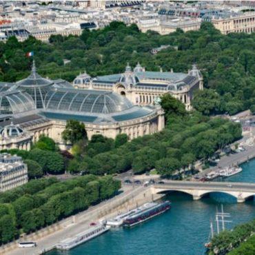 grand palais ephemere paris