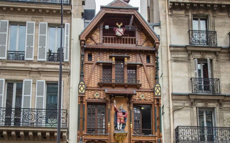 mcdonald saint lazare paris