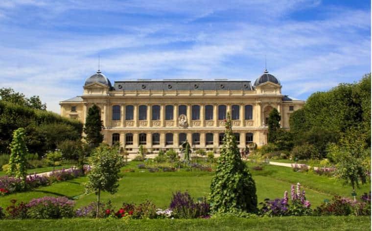 Chanel jardin des plantes