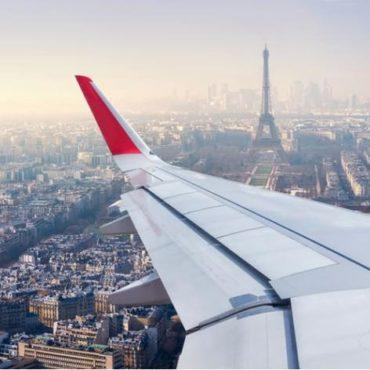 avion paris