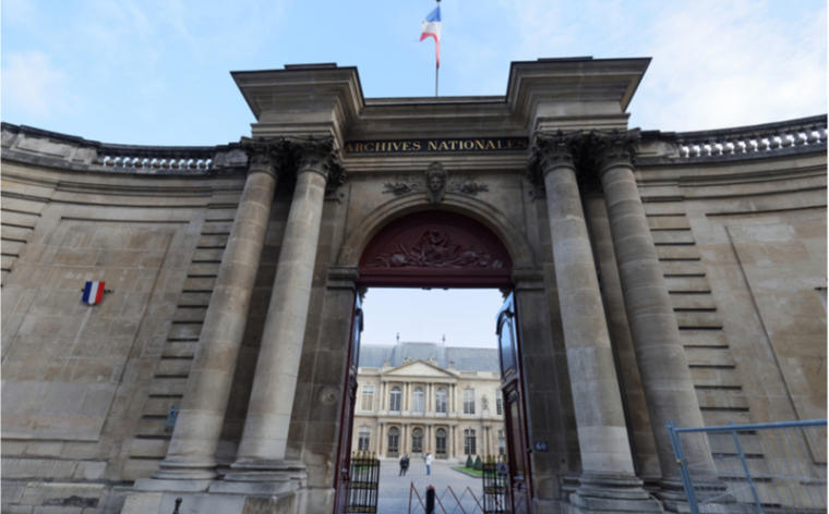 hotel soubise archives nationales