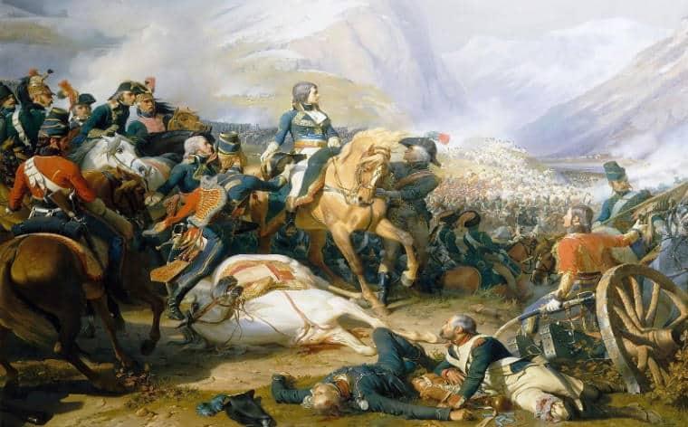 napoleon bataille rivoli