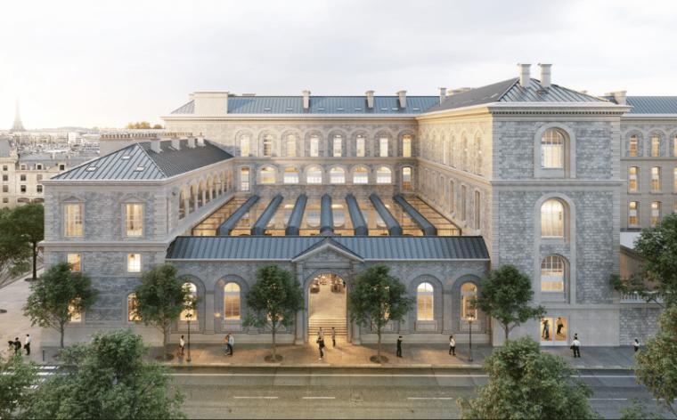 projet novaxia hotel dieu paris