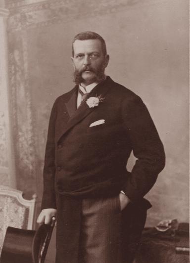 Grand Duc Vladimir Alexandrovitch de Russie