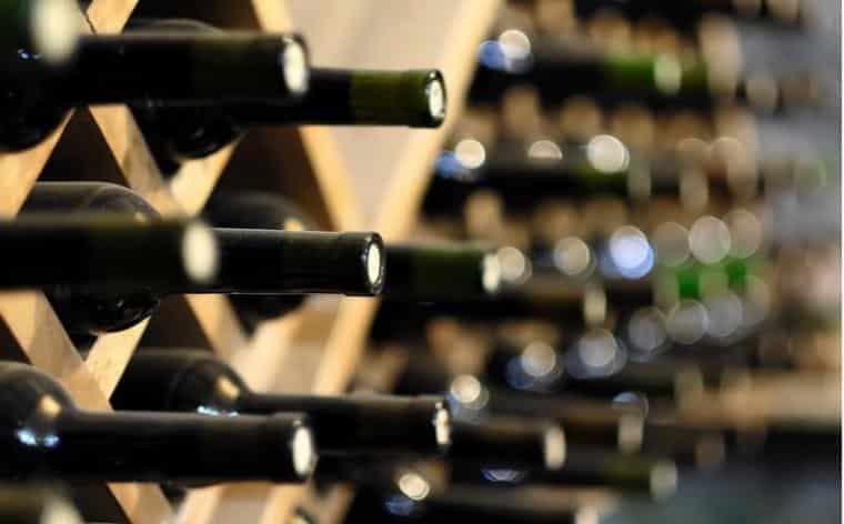vin bouteilles paris