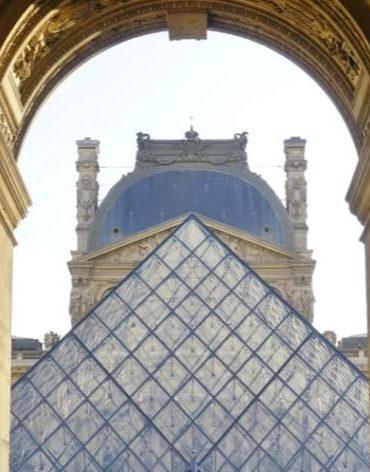 Louvre Paris visite