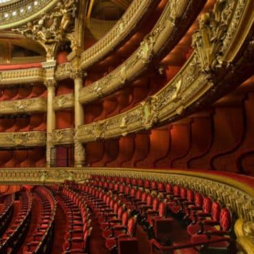 auditorium opera paris