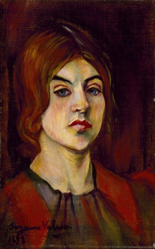 autoportrait suzanne valadon