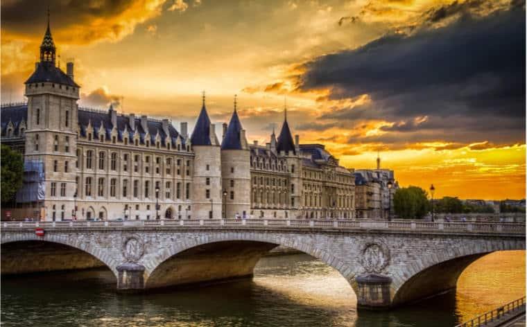 La Conciergerie, ancienne prison parisienne
