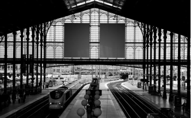 paris gare trains