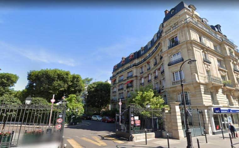 villa montmorency paris