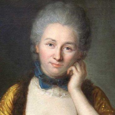 Emilie du Chatelet par Latour