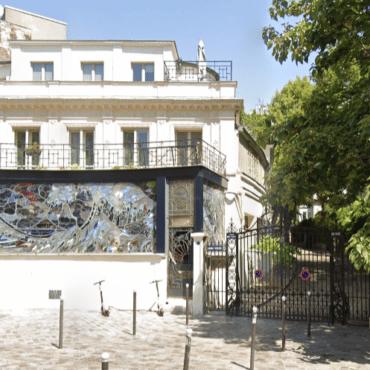 avenue frochot paris