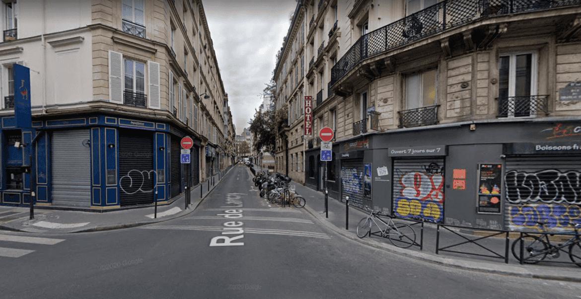 paris rue de lancry
