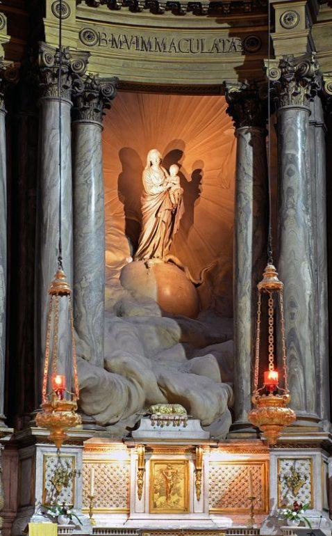 vierge pigalle saint sulpice