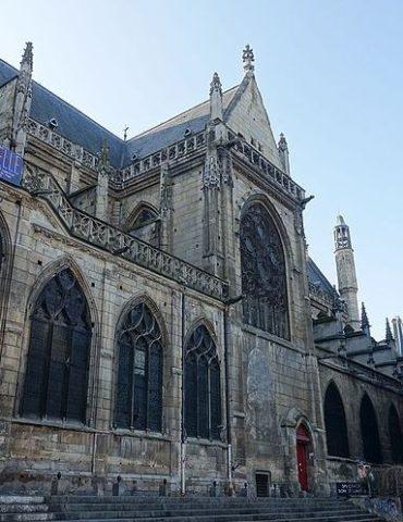 Église Saint-Merry