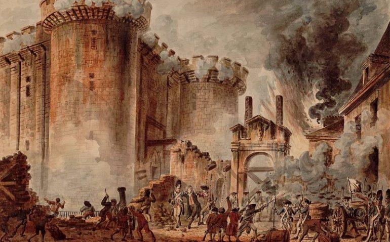 Prise de la Bastille Paris