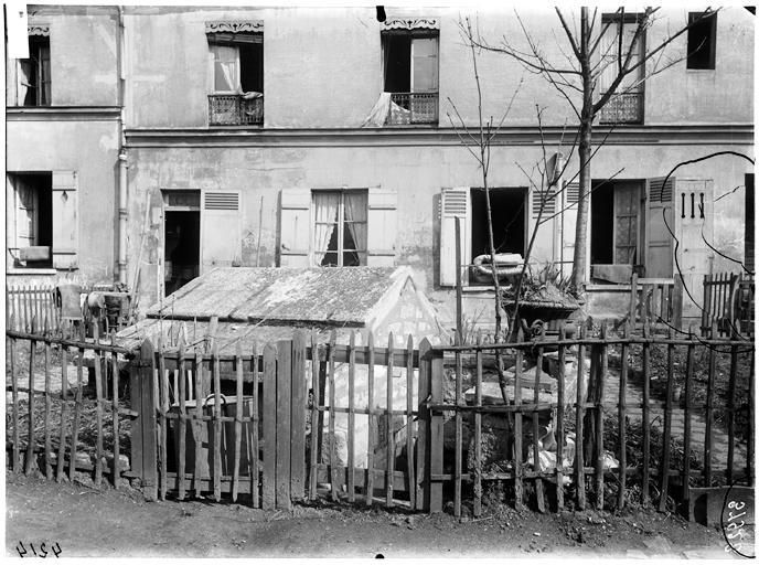 Regard Lecouteux Paris 19