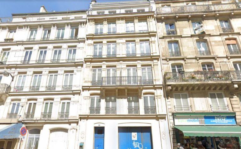 edificio ficticio rue lafayette