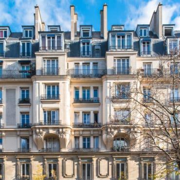 immeubles haussmaniens paris