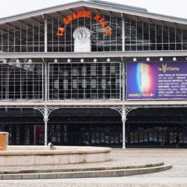 la grande halle villette paris