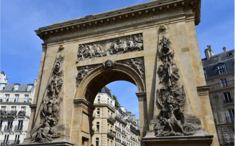 porte saint denis paris