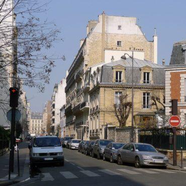 rue erlanger paris