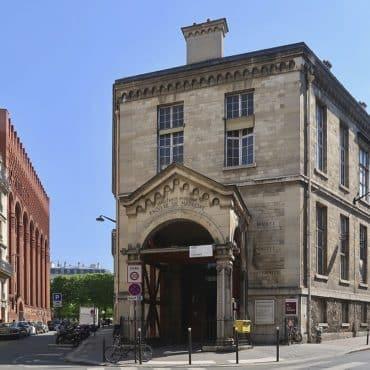 L'Hôpital Tarnier, 89 rue d'Assas - Paris 6e