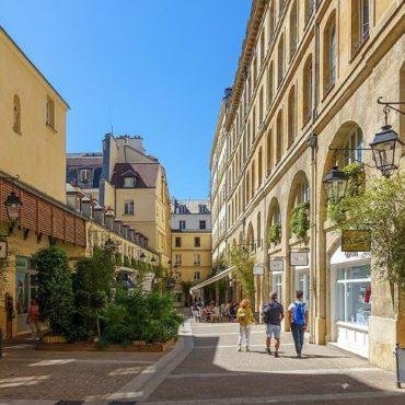 cite berryer village royal paris