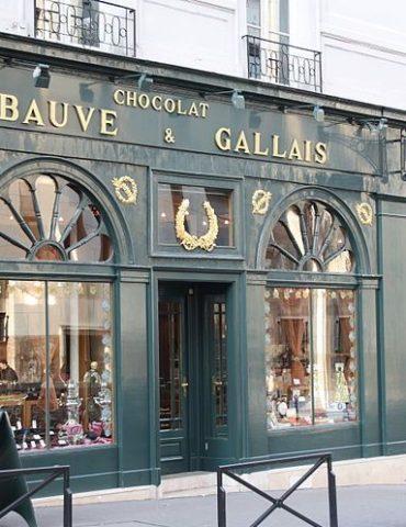 Chocolaterie Debauve & Gallais, Paris 7