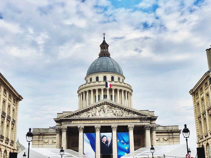 Combien de femmes reposent au Panthéon ? | | Vivre Paris