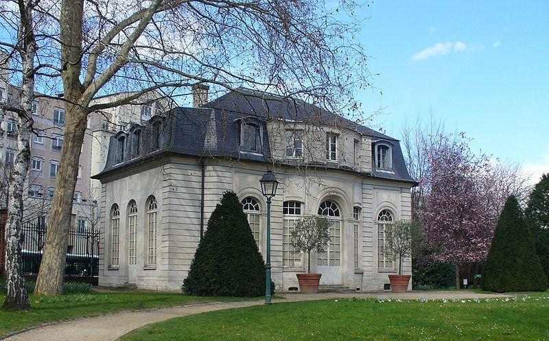 Pavillon Ermitage Paris