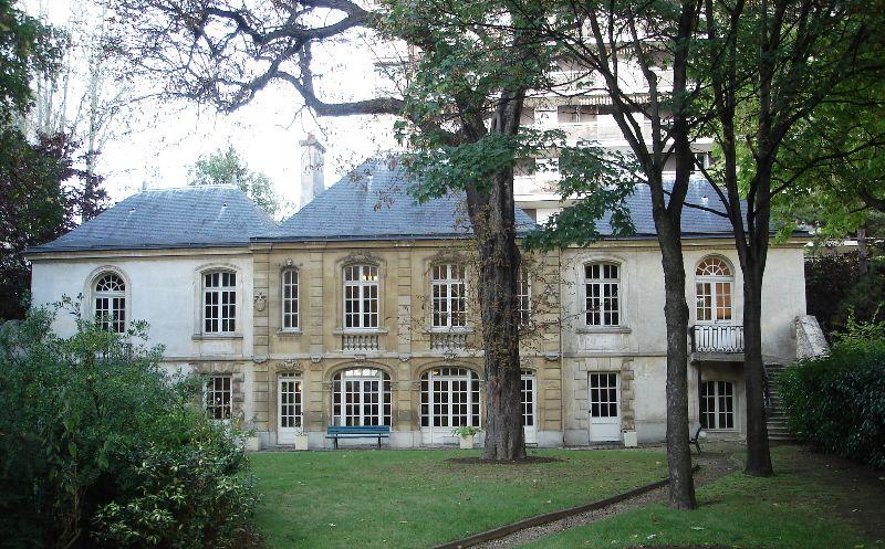 Rue Charonne Pavillon Pension Belhomme