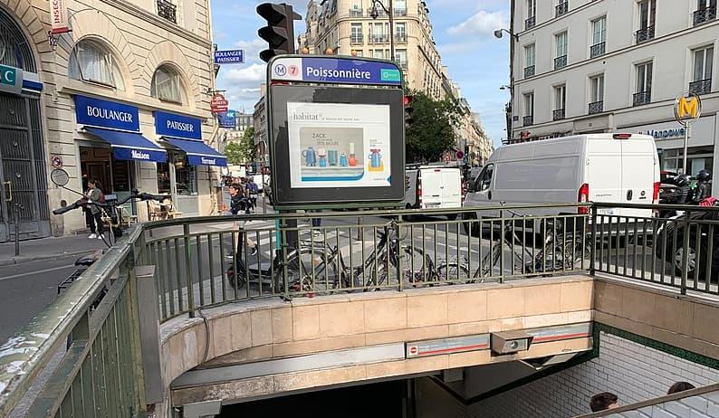 9e arrondissement de Paris : un appartement de 5 m2 vendu 72.000 euros