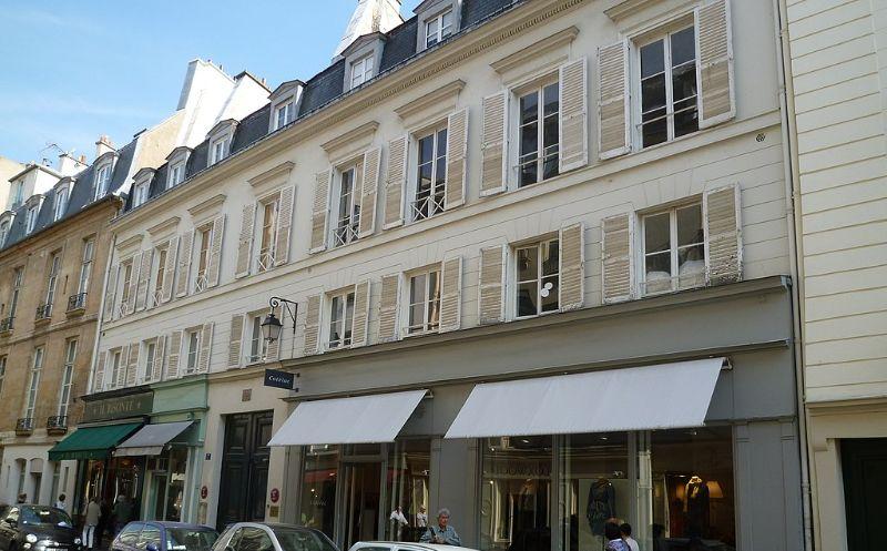 rue du Cherche Midi, Paris 6