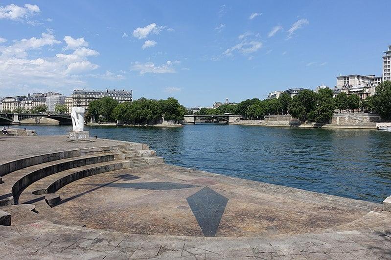 Musée de la Sculpture en plein air de Paris
