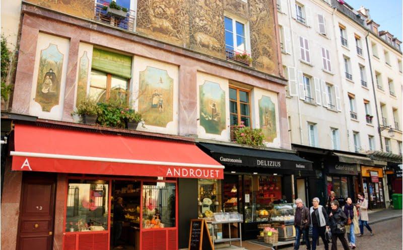Les plus belles enseignes de la rue Mouffetard | Vivre Paris