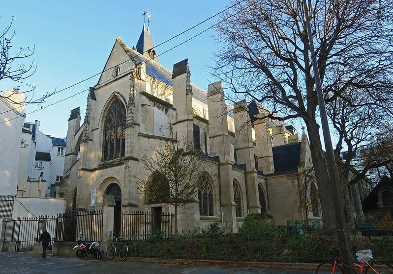eglise saint-medard paris