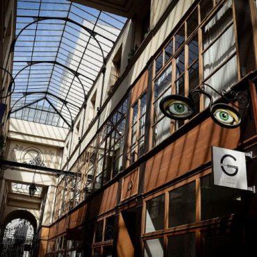Passage Grand Cerf Paris