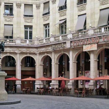 place edouard vii paris