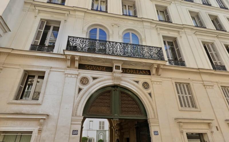 square orleans paris
