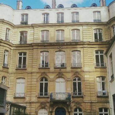 Hôtel de Saint Chaumont