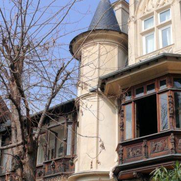 Maison Eymonaud paris 18