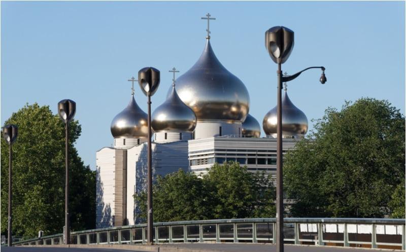 cathedrale russe sainte trinite paris