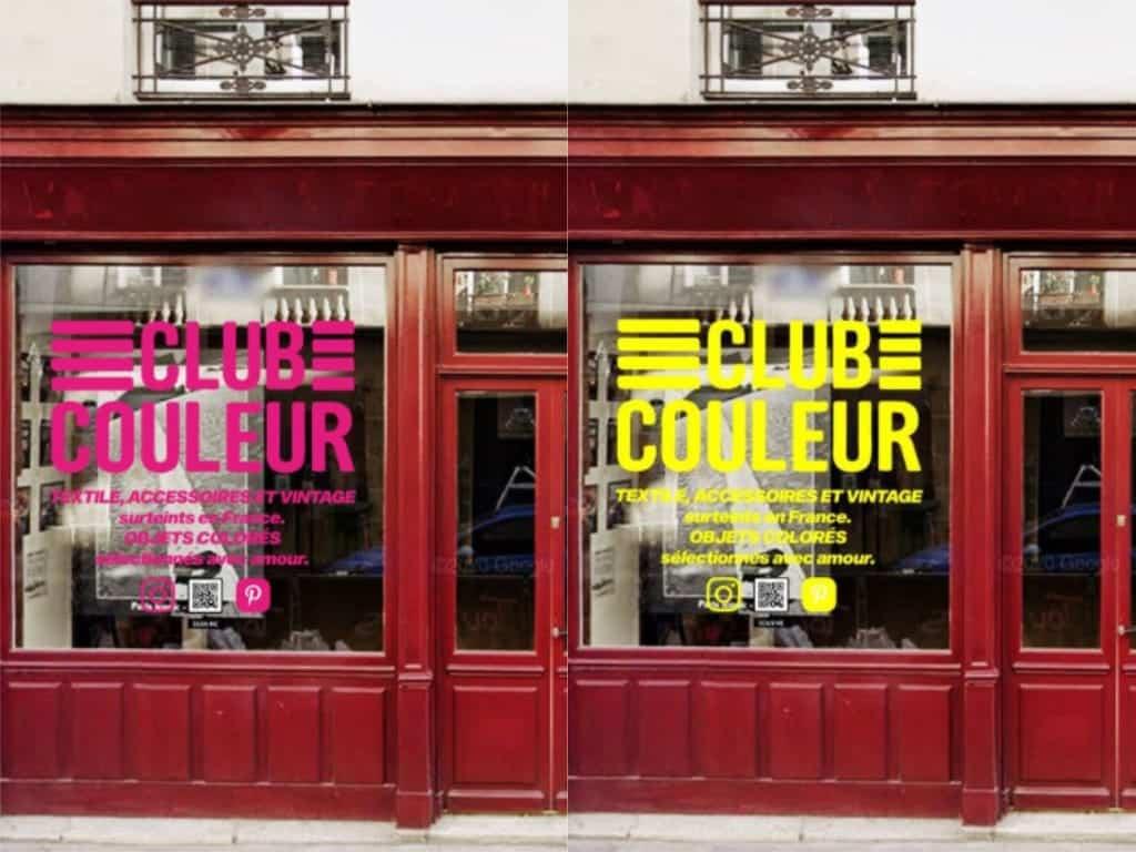Club Couleur : le nouveau concept store qui pimpe les parisiens !